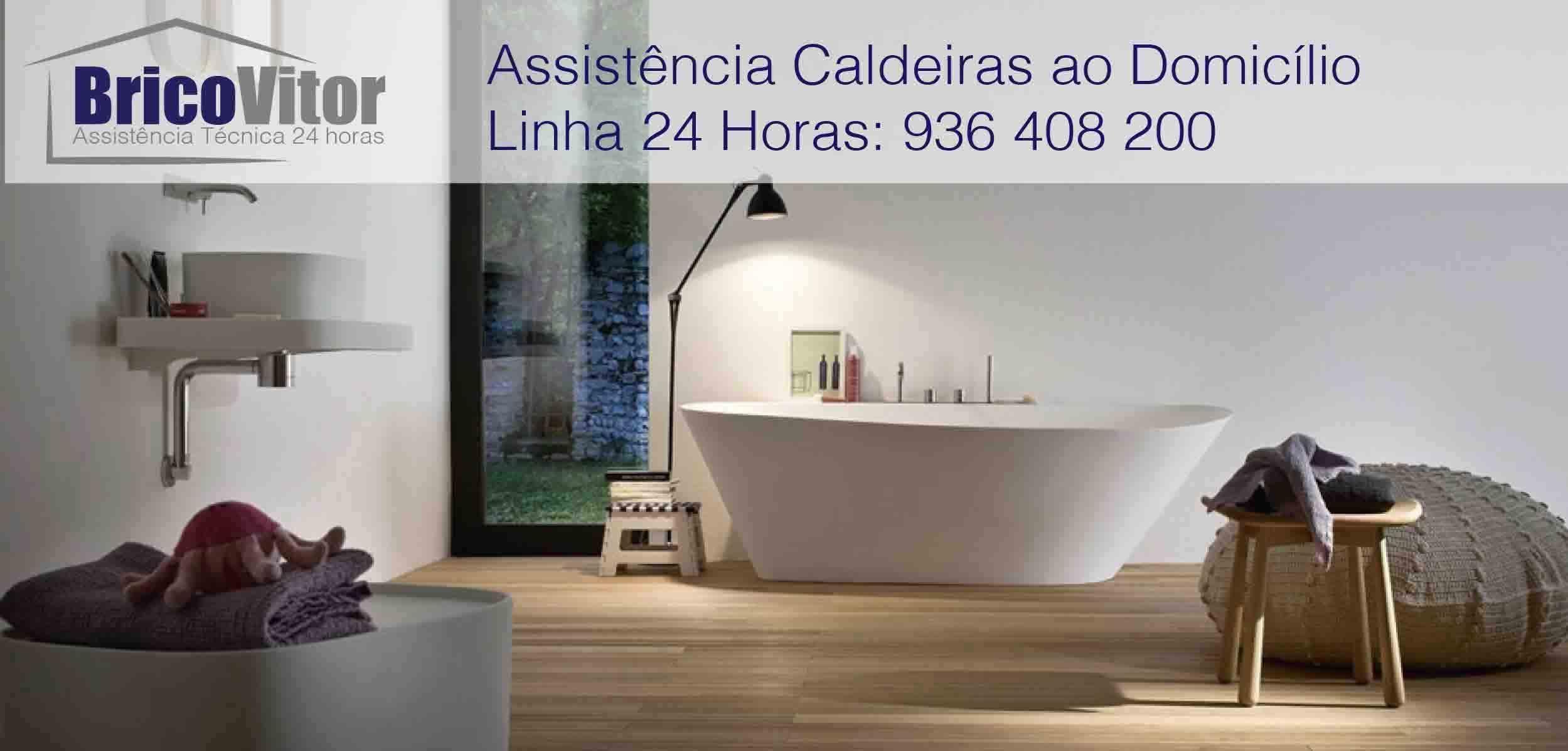 Reparação Caldeiras São Julião da Barra: Oeiras